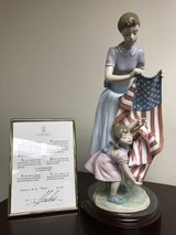 """LLADRO LIMITED EDITION PORCELAIN FIGURINE - """"FOURTH OF JULY"""" – Retired - 06520 in Fort Leonard Wood, Missouri"""