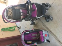 graco fast action travel system in Fort Hood, Texas