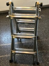 Keller Extra Heavy Duty Multi-Position Ladder 300 lb. Max in Morris, Illinois