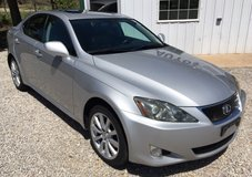 2006 Lexus IS 250 AWD in Fort Leonard Wood, Missouri