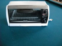 Black and Decker Toaster Oven in Cherry Point, North Carolina