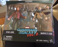 Star-Lord & Ego Legends Figures in Yorkville, Illinois