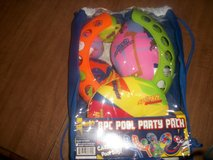 Three sets of 8 Piece Pool party packs  New in Perry, Georgia