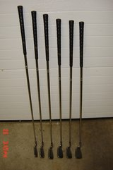 Mens RH Under Cut Sole Acer Series irons 4,6,7,9,PW,SW in Lockport, Illinois