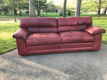 Emerson Leather Couch, Leather Chair and Ottoman in Pleasant View, Tennessee