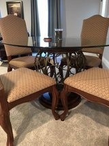 Dining room table and chairs in Fort Leonard Wood, Missouri
