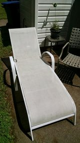 Adjustable Nylon Pool Chair in Camp Lejeune, North Carolina
