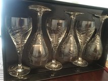 Hand Crafted Wine Glasses €40 in Stuttgart, GE