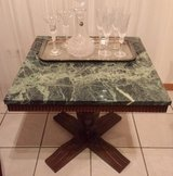 Polished Marble Side Table,Coffee Table, Corner Table, Hallway table in Ramstein, Germany