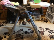 CHICCO high chair ,foot rest,full recliner in Ramstein, Germany