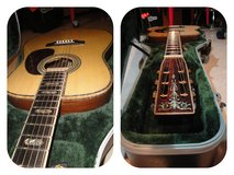 O'Cuilleain D-45 Custom Acoustic in Okinawa, Japan