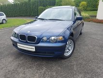 2005 BMW 318TD TURBO DIESEL*NEW INSPECTION*NICE CAR in Spangdahlem, Germany