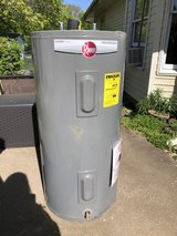 New Electric Hot Water Heater in Hopkinsville, Kentucky