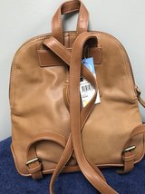 NEW Soft Leather Backpack Purse in Sandwich, Illinois