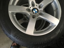 BMW Rims and Tires 225/55R17 in Fort Eustis, Virginia