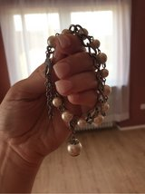 pearl/chain bracelet in Ramstein, Germany