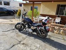 92 hd 1200 sportster in Yucca Valley, California