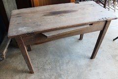 Antique Farm Table in Wilmington, North Carolina