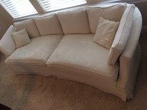 Cream Couch in Spring, Texas