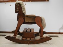 Rocking Horse in Elgin, Illinois