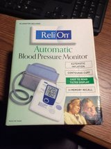 Reli-on Automatic Blood Pressure Monitor in Fort Benning, Georgia