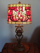 Tiffany Style Lamp in Fort Leavenworth, Kansas