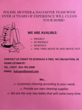 House Cleaning in Bolingbrook, Illinois
