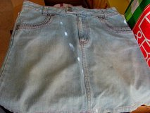 Old Navy Jean short skirt size 14 in Byron, Georgia