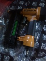 Brand new never been used Bostitch air compressor nail gun/stapler in Fort Polk, Louisiana