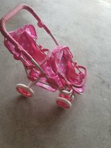 American girl doll double stroller in Kingwood, Texas