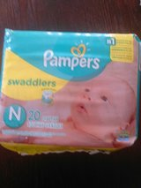Pampers in package new in 29 Palms, California