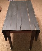 Antique table in Fort Leonard Wood, Missouri