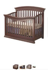 Torino 4-in-1 Convertible Crib in Conroe, Texas
