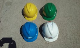 Hard Hats (4) For Sale in Elgin, Illinois