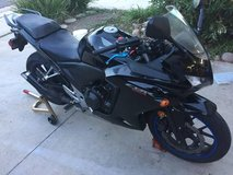 2014 Honda Cbr 500 in Temecula, California
