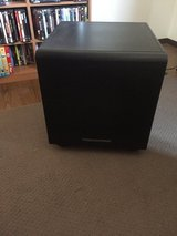 """12"""" Cerwin Vega HT-S12A powered subwoofer with crossover in Okinawa, Japan"""