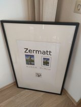 Large frame with glass in Stuttgart, GE