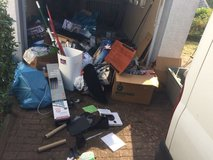 TODAY TRASH&JUNK REMOVAL &FREE ESTIMATE in Ramstein, Germany