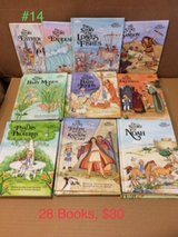 assorted children's books, lot 14 in Okinawa, Japan