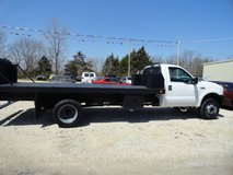 1999 Ford F450 super duty with 16 ft flatbed in Fort Leonard Wood, Missouri