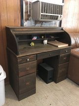 Roll top desk in Yucca Valley, California