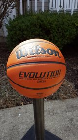 Wilson 28.5 Evolution Basketball in Schaumburg, Illinois