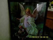 Angel with children picture in Ottumwa, Iowa