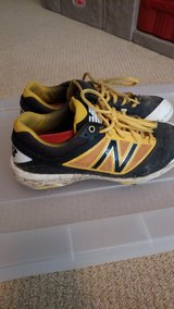 mens size 7 new balance baseball spikes in Houston, Texas