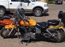 07 Honda Shadow Spirit in Alamogordo, New Mexico