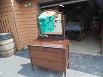 ANTIQUE DRESSER in Bolingbrook, Illinois