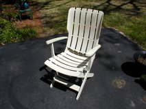 Patio/Porch/Yard Chair (Weatherproof) in Cherry Point, North Carolina