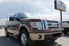 2011 Ford F-150 Lariat Ext Cab 4X4 3.5 V6 Ecoboost #TR10395 in Elizabethtown, Kentucky