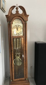 RIDGEWAY GRANDFATHER CLOCK ~ Running Vintage Grandfather Clock in Oceanside, California