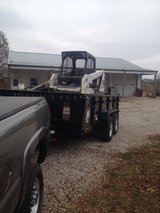 Bobcat and Dump Trailer Services, Mulch, Gravel, Gardens Established, Debris Removal in Fort Leonard Wood, Missouri